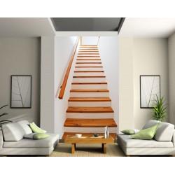 Papier peint grande largeur Montée d'escalier
