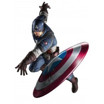 Stickers avengers Capitain America