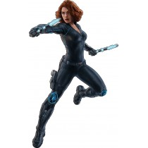 Stickers Black Widow Avengers