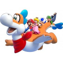 stickers Mario et ses amis
