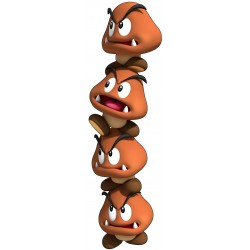 Stickers Goomba Super Mario