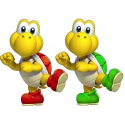 stickers Mario Koopa troopa