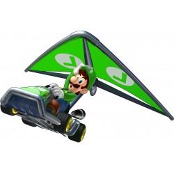 Stickers Luigi Mario