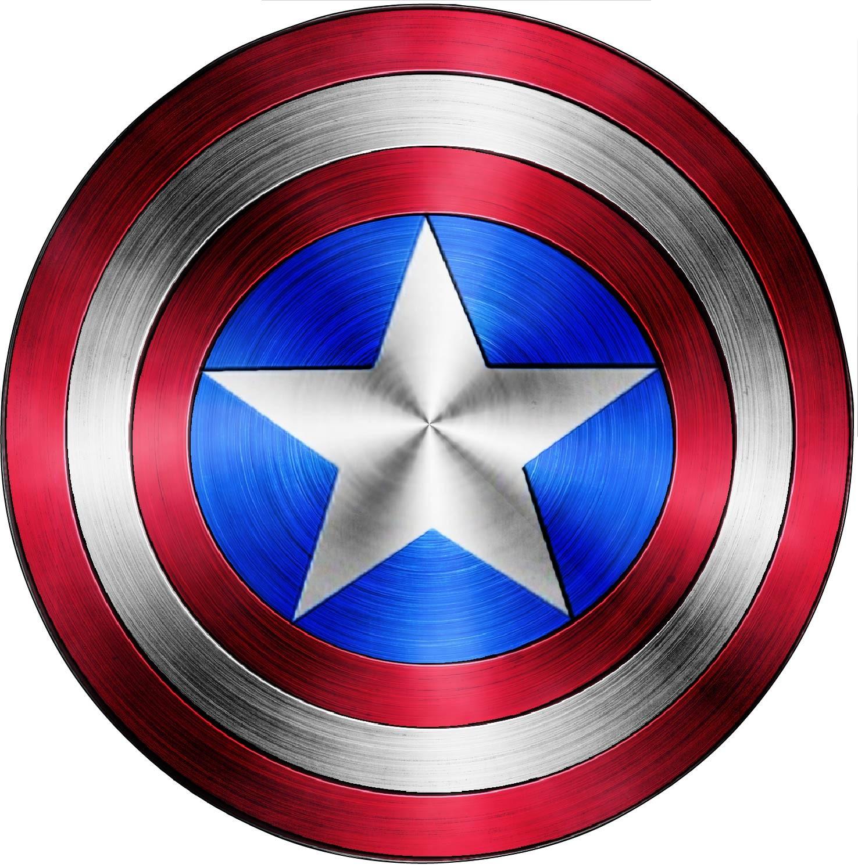 stickers bouclier captain america avengers art dco stickers