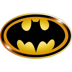 Stickers Logo Batman