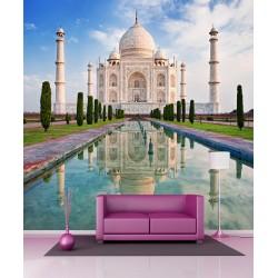 Papier peint géant Taj Mahal 250x250cm
