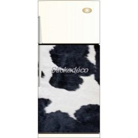 Sticker frigidaire Peau de Vache