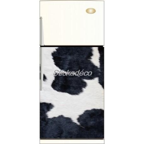 Sticker frigidaire Vache