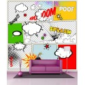 Stickers géant déco Dessin animé