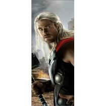 Stickers porte Avengers Thor