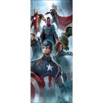 Stickers porte Avengers