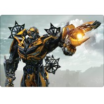 Stickers pc ordinateur portable Transformers réf 16213