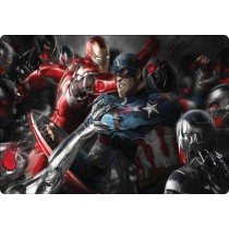 Stickers pc ordinateur portable Avengers réf 16221