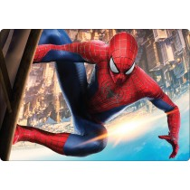 Stickers pc ordinateur portable Spiderman réf 16254