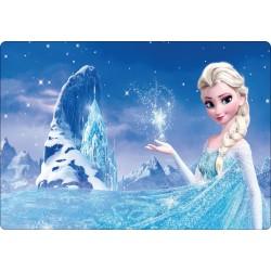 Stickers pc ordinateur portable La Reine des Neiges réf 16259