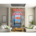 Stickers muraux géant personnalisé Verticale