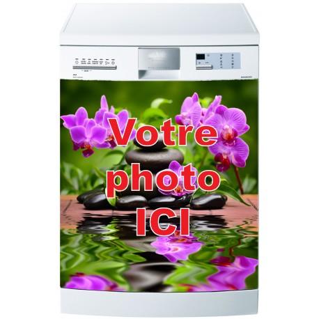Stickers lave vaisselle personnalisé