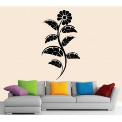 Stickers muraux Fleur