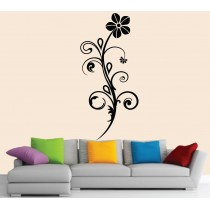 Stickers muraux Fleur désign