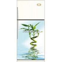 Sticker frigidaire Bambou