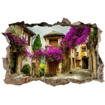 Stickers 3D Trompe l'oeil Provence