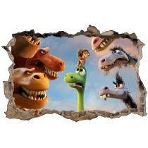 Stickers enfant 3D The Good Dinosaure