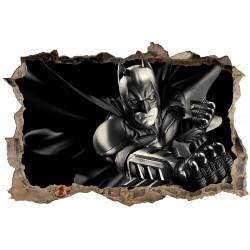 Stickers enfant 3D Batman
