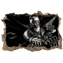 Stickers enfant 3D Batman