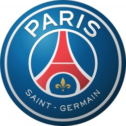 Stickers autocollant foot Paris Saint Germain - PSG