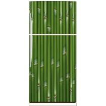 Sticker frigo bambou 70x170cm