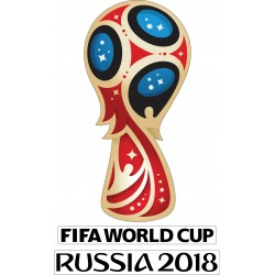 Stickers FIFA coupe du monde 2018