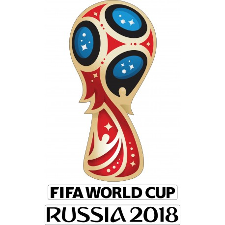 stickers fifa coupe du monde 2018 art d co stickers. Black Bedroom Furniture Sets. Home Design Ideas