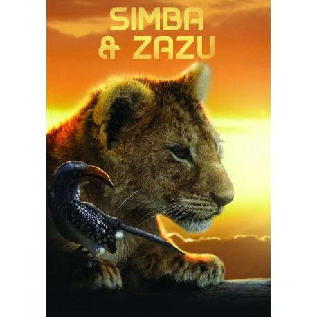 Stickers Simba + Zazu