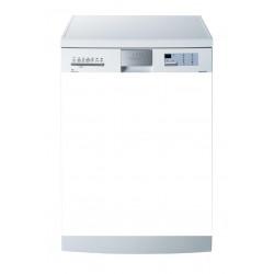 Magnet lave vaisselle blanc