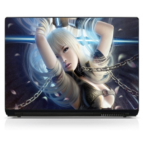Sticker pc portable Anime
