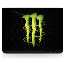 Sticker pc portable Monster Energy
