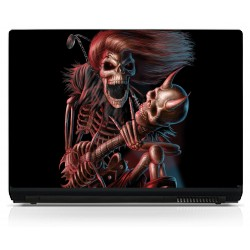 Sticker pc portable Iron Maiden