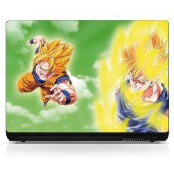 Sticker pc portable Dragon Ball Z