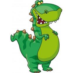 Sticker pour enfant Dragon