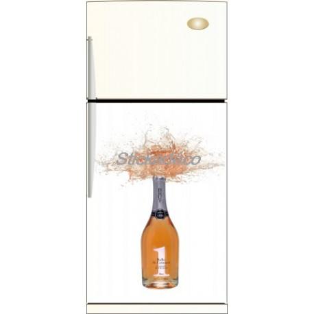 Sticker frigidaire Champagne