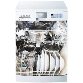 Sticker lave vaisselle trompe l'oeil ou magnet lave vaisselle
