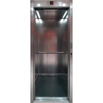 Sticker porte trompe l'oeil Ascenseur
