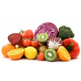 Sticker Frigidaire Fruits&Légumes