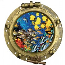 sticker Hublot Aquariun 2