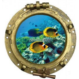sticker Hublot Aquariun 1