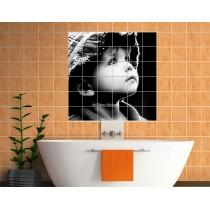 Sticker carrelage mural déco Enfant
