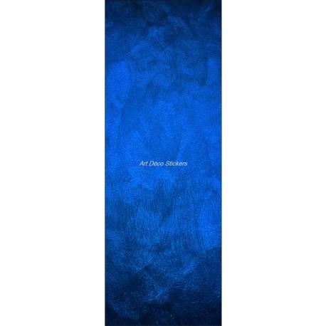 Affiche poster pour porte trompe l 39 oeil couleur art d co stickers - Poster trompe l oeil pour porte ...