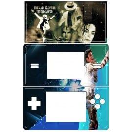 Sticker Autocollant Ds Lite Michael Jackson