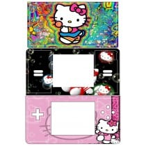 Sticker Autocollant Ds Lite Hello Kitty