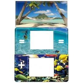 Sticker Autocollant Ds Paradis